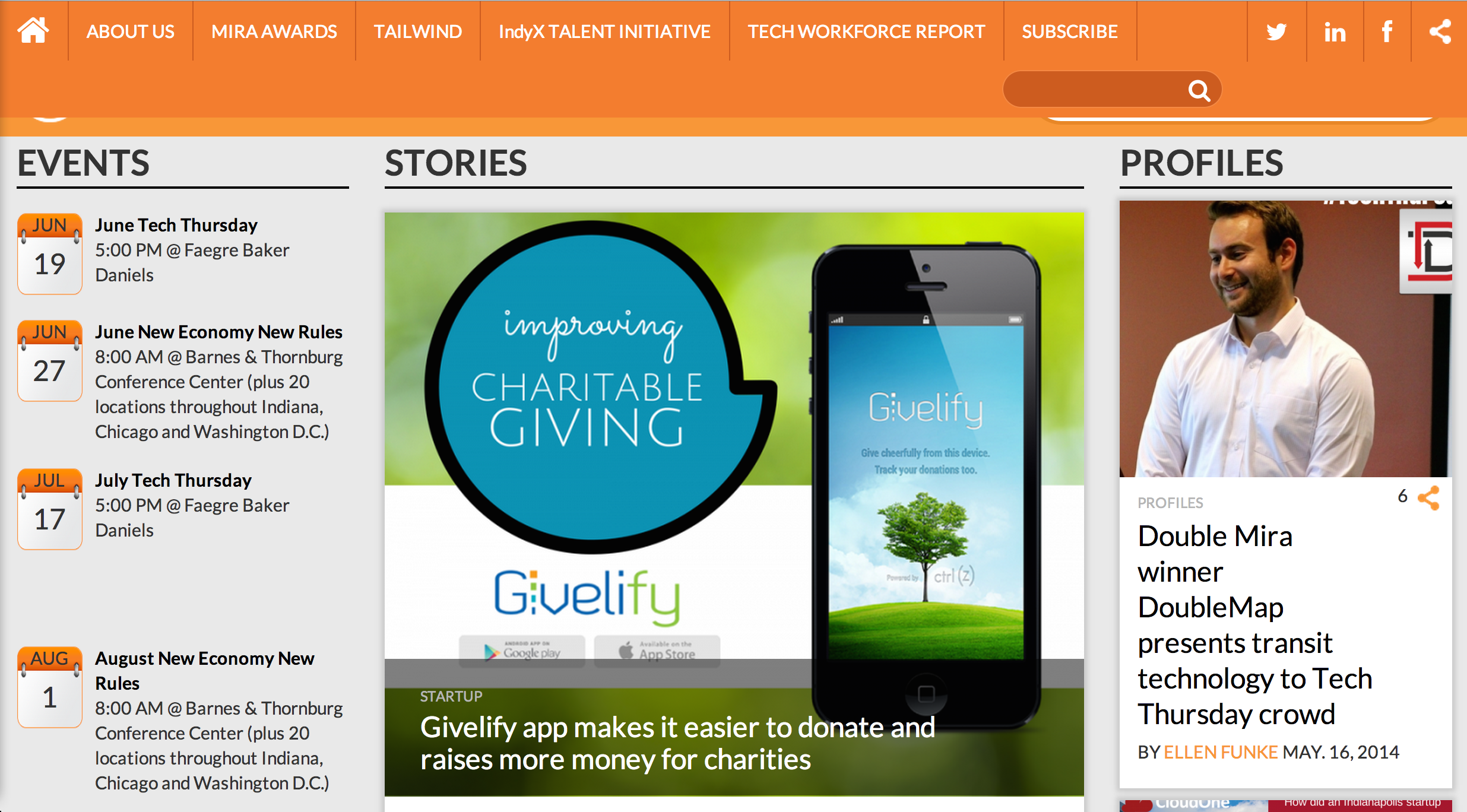 Givelify app makes it easier to donate and raises more money for charities