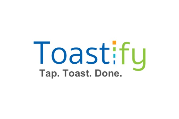 Toastify: Tap. Toast. Done.