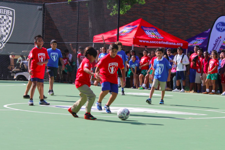 Mobile Giving Helps Indy Eleven Soccer Foundation Score Big [Case Study]