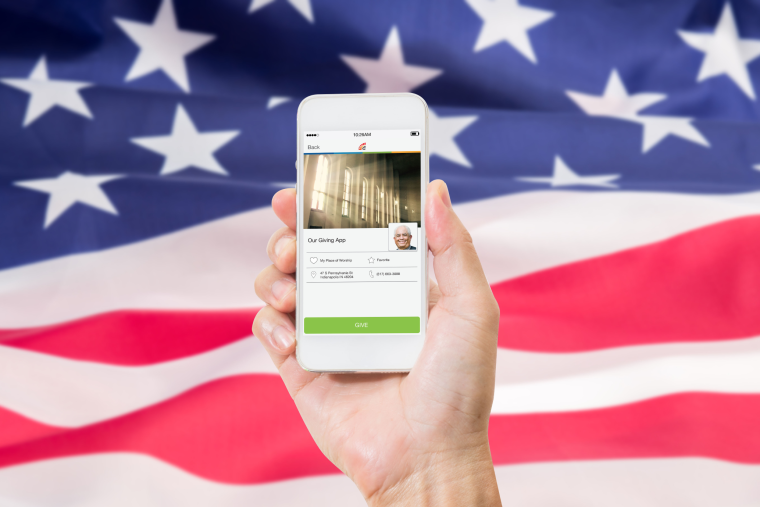 Mobile Giving Makes Every Day Independence Day
