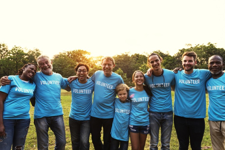 Attract Volunteers to Your Nonprofit Fundraising Event