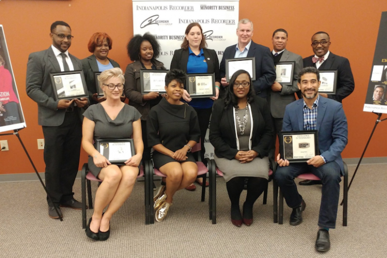 Givelify CEO Walle Mafolasire Honored by Indiana Minority Business Magazine