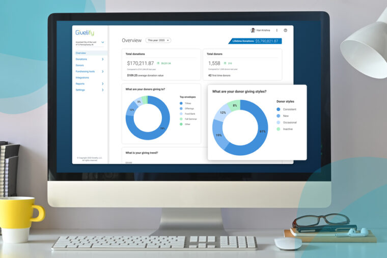 New Givelify Analytics Dashboard Coming Soon!